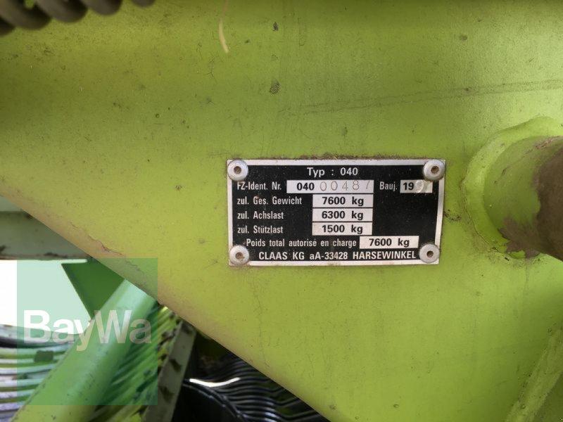 Großpackenpresse des Typs CLAAS Quadrant 1200RC, Gebrauchtmaschine in Obertraubling (Bild 12)
