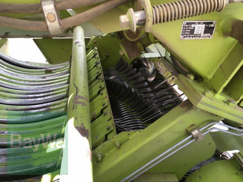 Großpackenpresse des Typs CLAAS Quadrant 1200RC, Gebrauchtmaschine in Obertraubling (Bild 20)