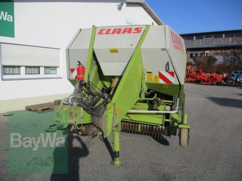 Großpackenpresse des Typs CLAAS Quadrant 2200 RC Tandem, Gebrauchtmaschine in Schönau b.Tuntenhausen (Bild 2)