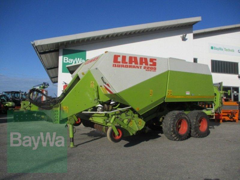 Großpackenpresse des Typs CLAAS Quadrant 2200 RC Tandem, Gebrauchtmaschine in Schönau b.Tuntenhausen (Bild 4)
