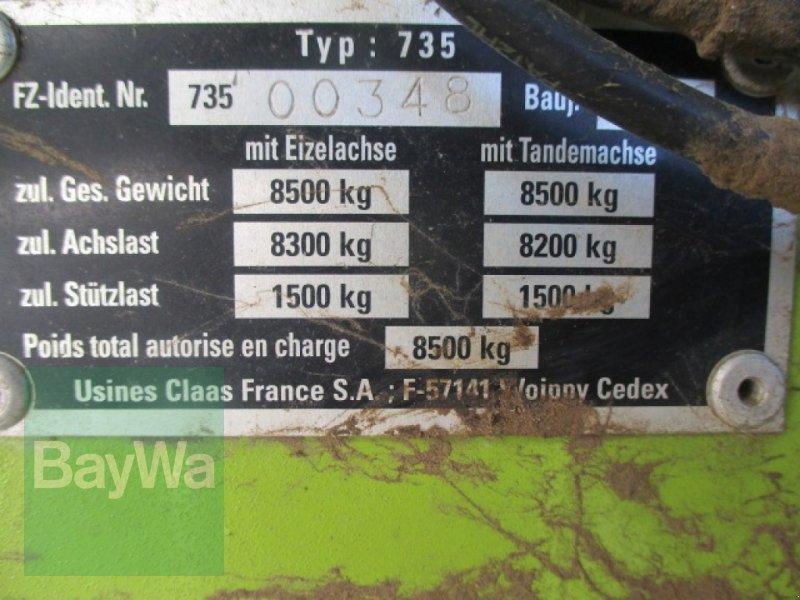 Großpackenpresse des Typs CLAAS Quadrant 2200 RC Tandem, Gebrauchtmaschine in Schönau b.Tuntenhausen (Bild 27)