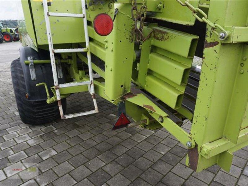 Großpackenpresse des Typs CLAAS QUADRANT 2200 RC, Gebrauchtmaschine in Töging am Inn (Bild 8)