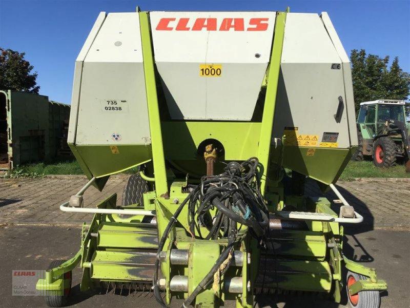 Großpackenpresse des Typs CLAAS QUADRANT 2200 RC, Gebrauchtmaschine in Vohburg (Bild 7)