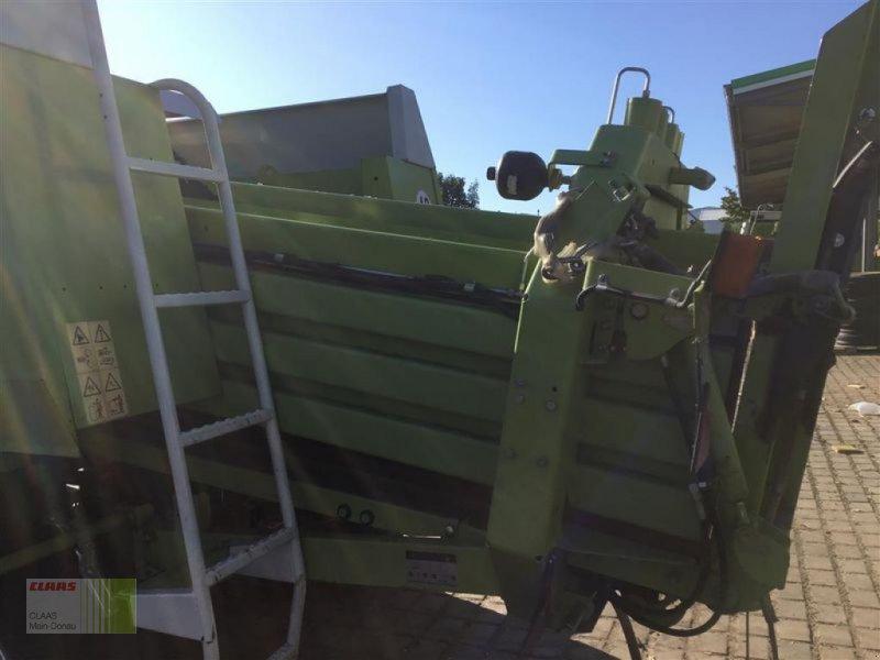 Großpackenpresse des Typs CLAAS QUADRANT 2200 RC, Gebrauchtmaschine in Vohburg (Bild 10)