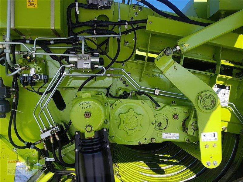 Großpackenpresse des Typs CLAAS Quadrant 2200 RC, Gebrauchtmaschine in Wassertrüdingen (Bild 13)