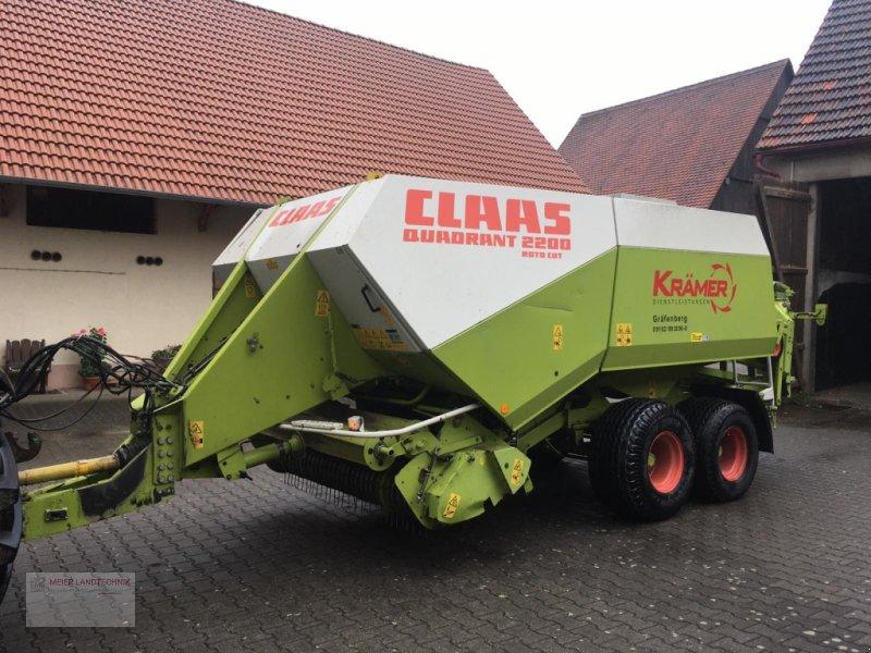 Großpackenpresse typu CLAAS Quadrant 2200 RC, Gebrauchtmaschine v Eckental (Obrázok 1)