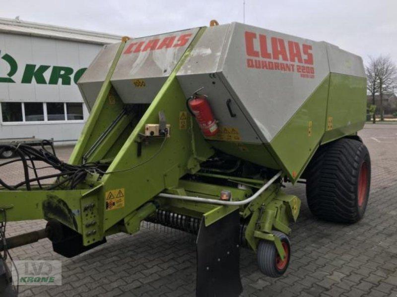 Großpackenpresse des Typs CLAAS Quadrant 2200 RC, Gebrauchtmaschine in Spelle (Bild 1)