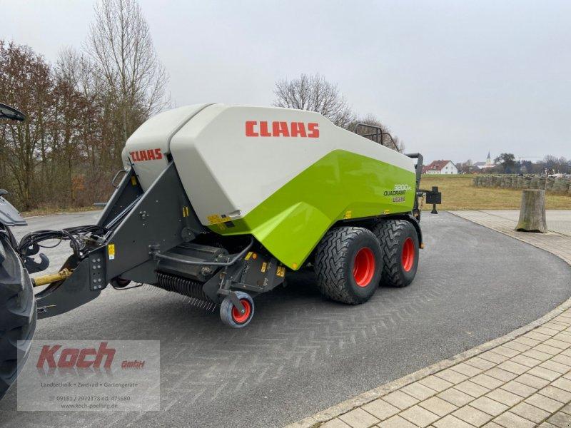 Großpackenpresse des Typs CLAAS Quadrant 3200 RC Tandem, Gebrauchtmaschine in Neumarkt / Pölling (Bild 1)