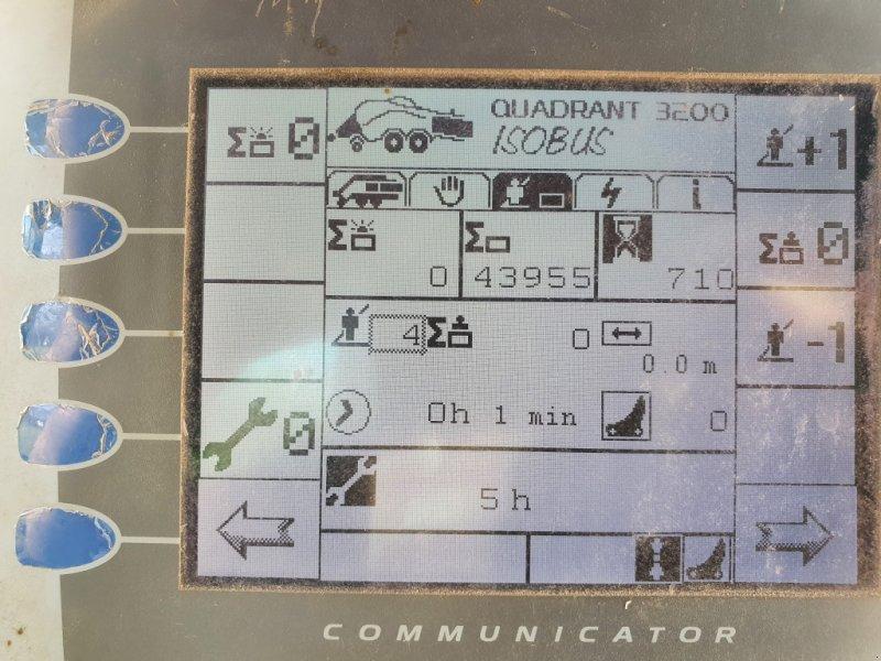 Großpackenpresse a típus CLAAS Quadrant 3200 RC, Gebrauchtmaschine ekkor: Aichach (Kép 15)