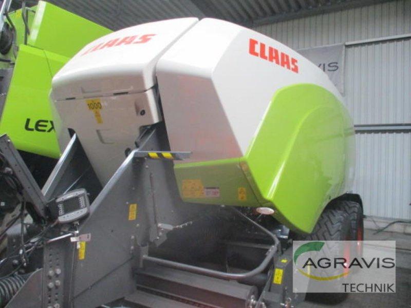 Großpackenpresse des Typs CLAAS QUADRANT 5200 FC T TANDEMACHSE, Gebrauchtmaschine in Lage (Bild 1)