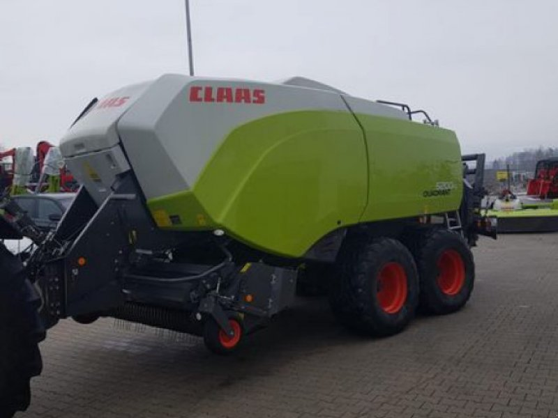 Großpackenpresse des Typs CLAAS QUADRANT 5200 FC TANDEM QUADER, Gebrauchtmaschine in Töging a. Inn (Bild 1)