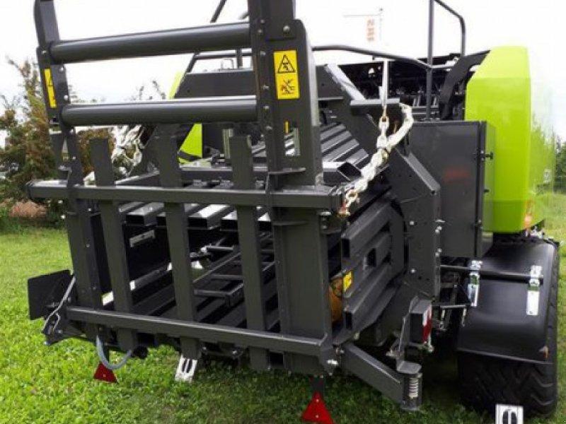 Großpackenpresse des Typs CLAAS QUADRANT 5200 FC TANDEM, Vorführmaschine in Töging a. Inn (Bild 4)