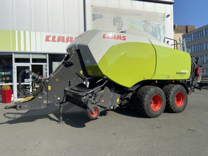 Großpackenpresse des Typs CLAAS QUADRANT 5300 FC TANDEM CLAAS, Vorführmaschine in Gefrees (Bild 1)