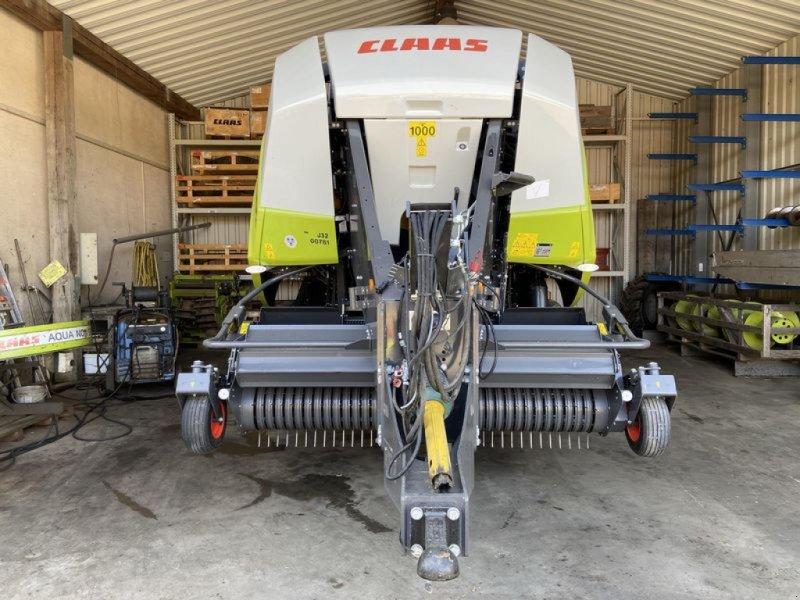 Großpackenpresse des Typs CLAAS QUADRANT 5300 FC TANDEM CLAAS, Vorführmaschine in Gefrees (Bild 4)