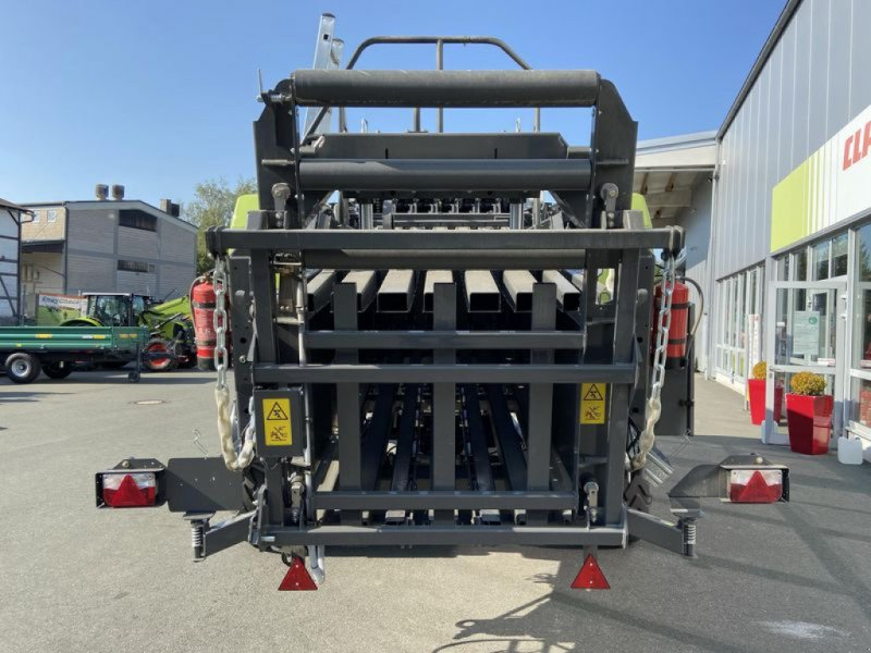 Großpackenpresse des Typs CLAAS QUADRANT 5300 FC TANDEM CLAAS, Vorführmaschine in Gefrees (Bild 11)