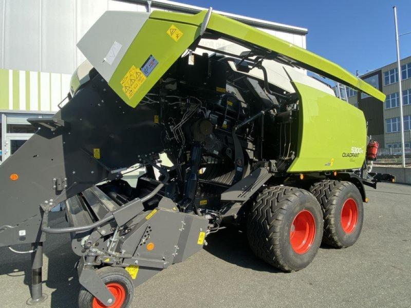 Großpackenpresse des Typs CLAAS QUADRANT 5300 FC TANDEM CLAAS, Vorführmaschine in Gefrees (Bild 24)