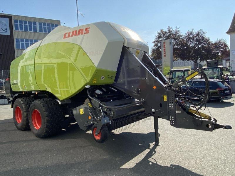 Großpackenpresse des Typs CLAAS QUADRANT 5300 FC TANDEM CLAAS, Vorführmaschine in Gefrees (Bild 16)