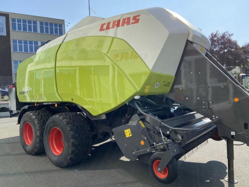 Großpackenpresse des Typs CLAAS QUADRANT 5300 FC TANDEM CLAAS, Vorführmaschine in Gefrees (Bild 15)