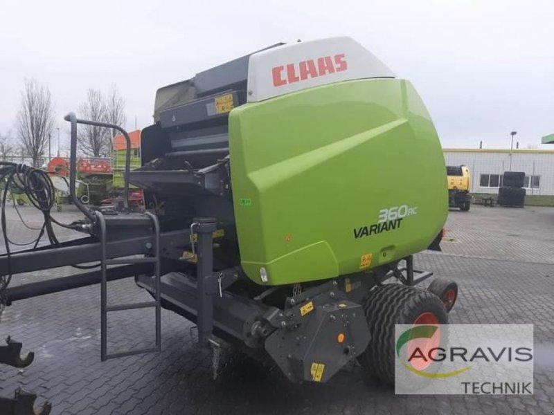 Großpackenpresse des Typs CLAAS VARIANT 360 RC, Gebrauchtmaschine in Calbe / Saale (Bild 1)