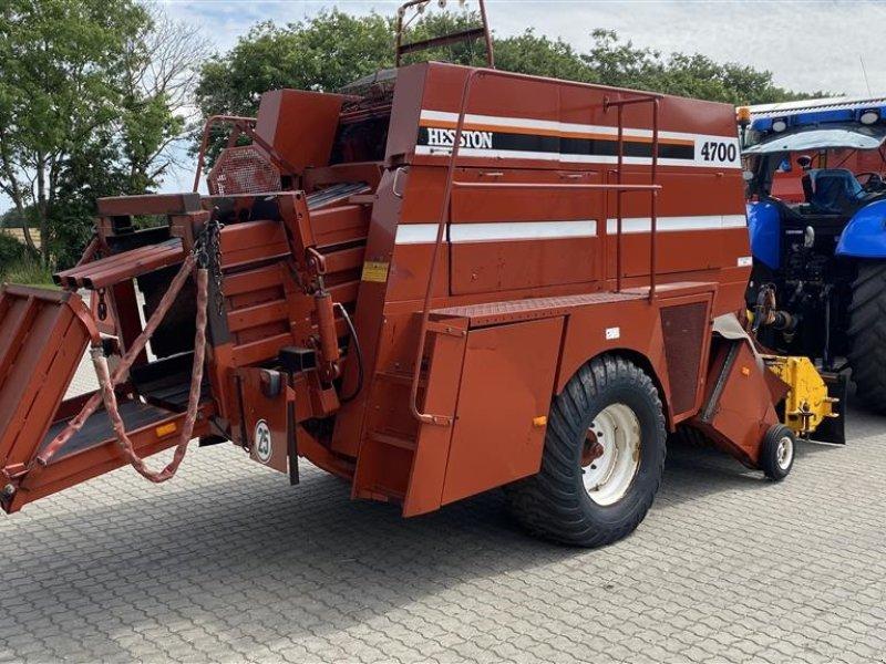 Großpackenpresse typu Hesston 4700 m ferri snitter Klargjort, Gebrauchtmaschine v Holstebro (Obrázok 4)