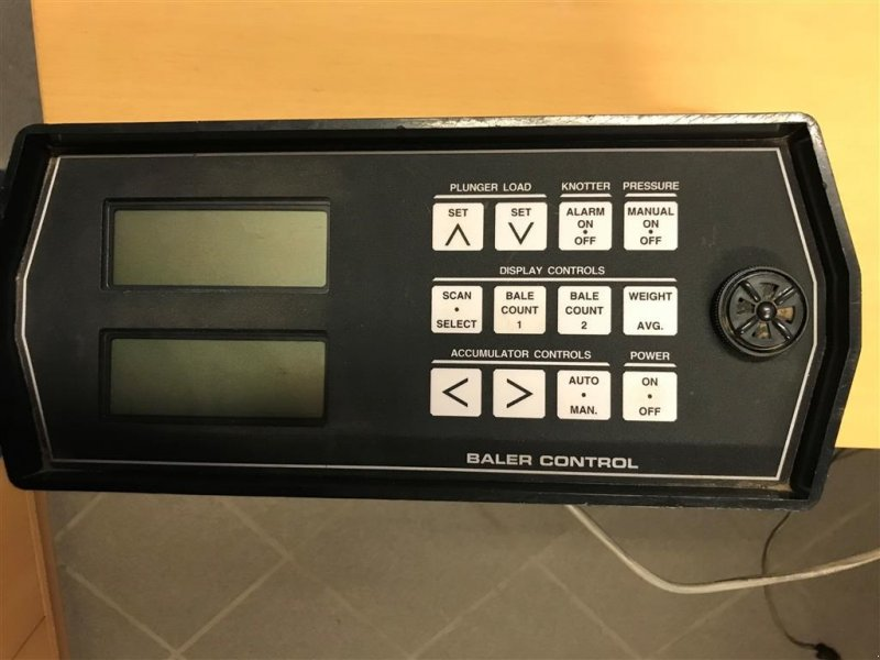 Großpackenpresse типа Hesston 4900 Baler Control box, Gebrauchtmaschine в Glamsbjerg (Фотография 1)
