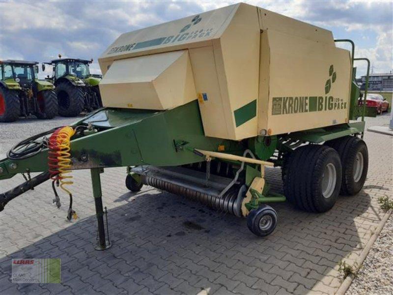 Großpackenpresse des Typs Krone 120/80, Gebrauchtmaschine in Vohburg (Bild 4)