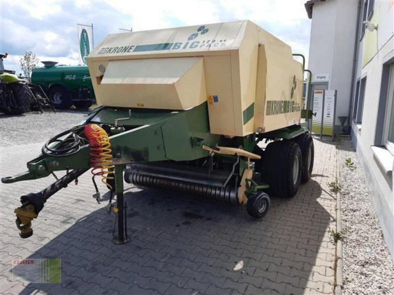 Großpackenpresse des Typs Krone 120/80, Gebrauchtmaschine in Vohburg (Bild 5)
