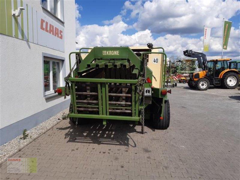 Großpackenpresse des Typs Krone 120/80, Gebrauchtmaschine in Vohburg (Bild 8)