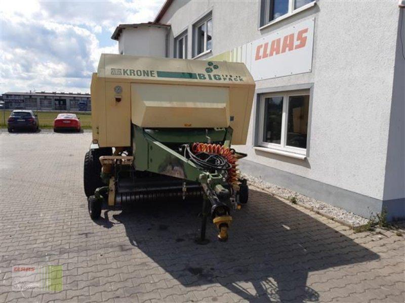 Großpackenpresse des Typs Krone 120/80, Gebrauchtmaschine in Vohburg (Bild 3)
