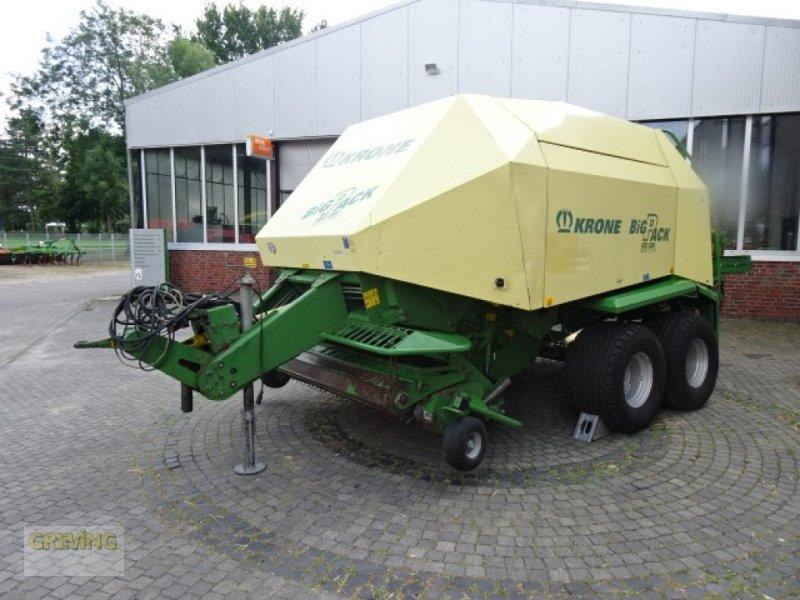 Großpackenpresse типа Krone Big Pack 128 VFS MC, Gebrauchtmaschine в Greven (Фотография 1)