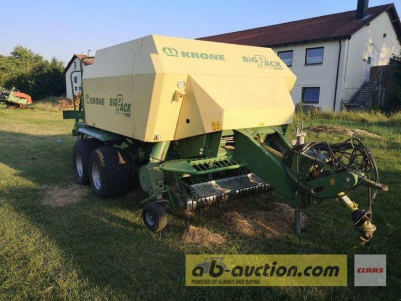 Krone BIG PACK MULTI-CUT 120- 70
