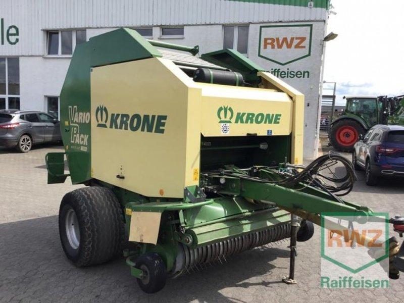 Großpackenpresse des Typs Krone Vario Pack 1800 Multi-Cut, Gebrauchtmaschine in Kruft (Bild 1)