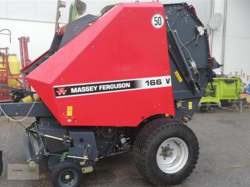 Bild Massey Ferguson 166 V