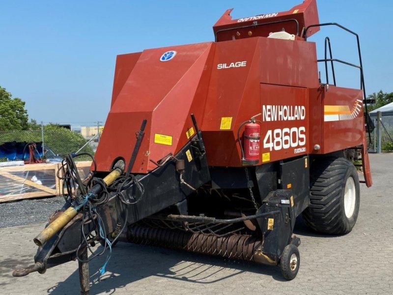 Großpackenpresse tipa New Holland 4860S, Gebrauchtmaschine u Hadsten (Slika 1)
