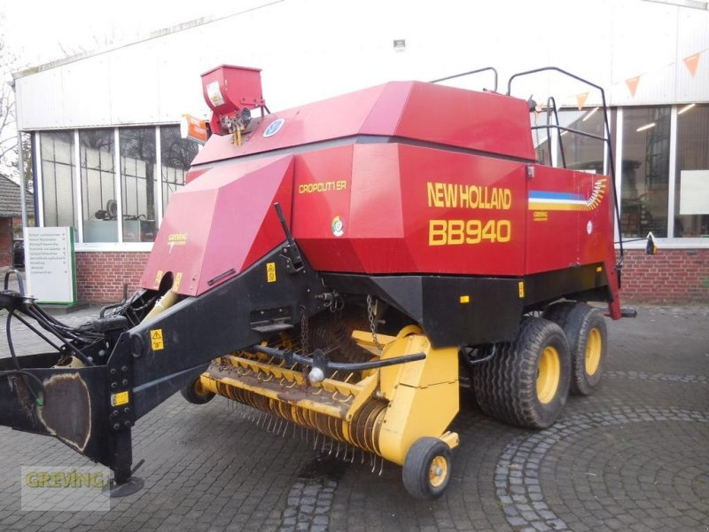 Großpackenpresse типа New Holland BB 940, Gebrauchtmaschine в Greven (Фотография 1)