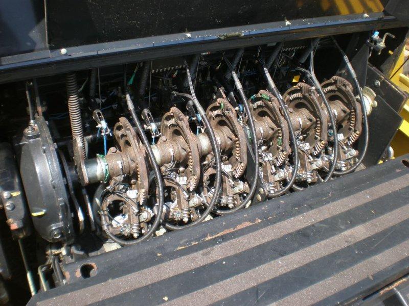 Großpackenpresse des Typs New Holland bb 950 as, Gebrauchtmaschine in Sovet (Bild 5)