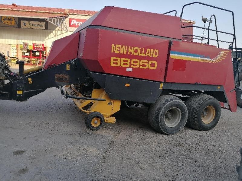 Bild New Holland BB 950