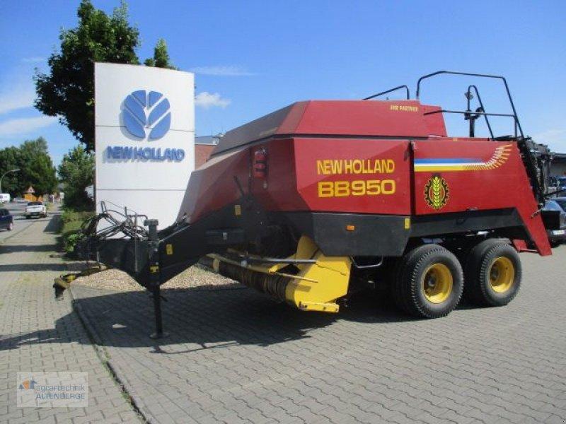 Großpackenpresse типа New Holland BB 950, Gebrauchtmaschine в Altenberge (Фотография 1)