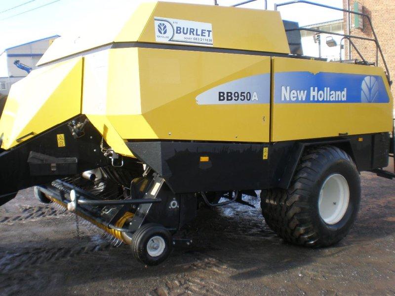 Großpackenpresse a típus New Holland bb 950AS, Gebrauchtmaschine ekkor: Sovet (Kép 1)