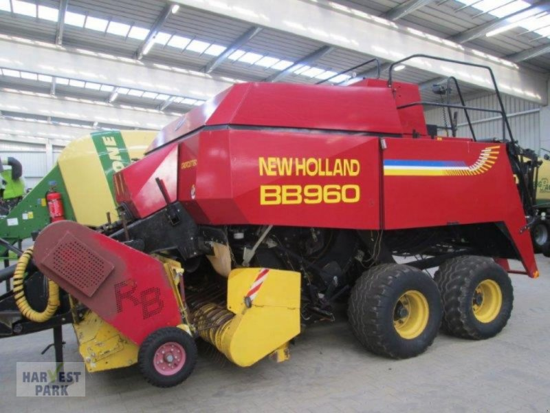 Фотография New Holland BB 960 RT