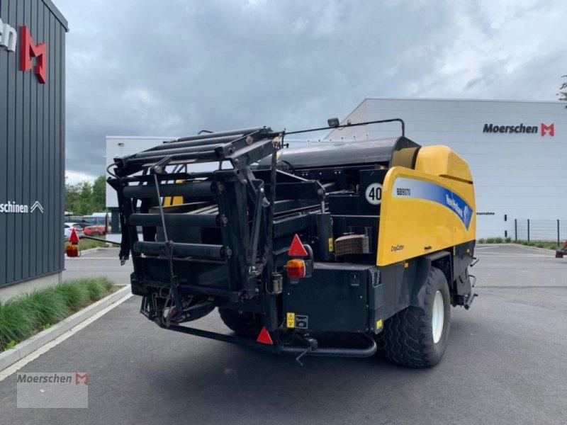 Großpackenpresse des Typs New Holland BB9070 CropCutter, Gebrauchtmaschine in Tönisvorst (Bild 4)