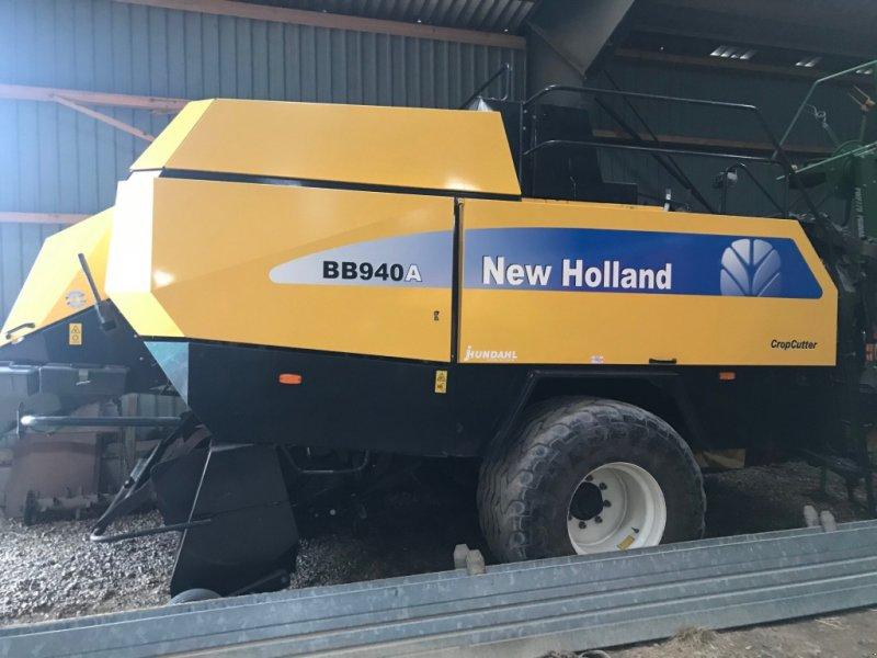Großpackenpresse типа New Holland BB940R M. SNITTER, Gebrauchtmaschine в Thisted (Фотография 1)