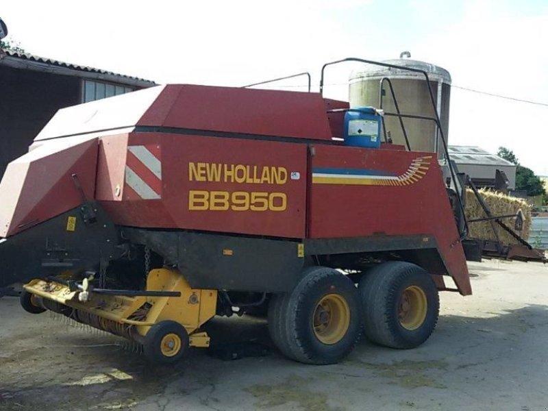 Großpackenpresse des Typs New Holland BB950, Gebrauchtmaschine in CHAUMONT (Bild 2)