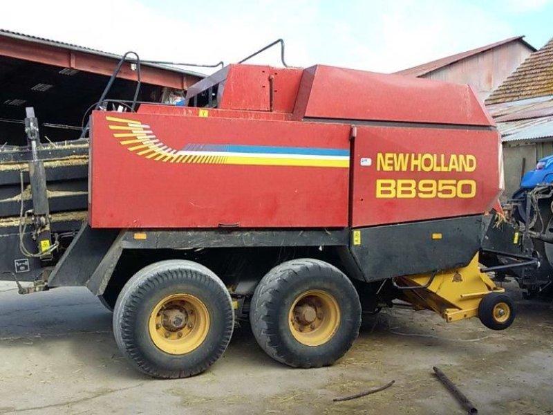 Großpackenpresse des Typs New Holland BB950, Gebrauchtmaschine in CHAUMONT (Bild 3)