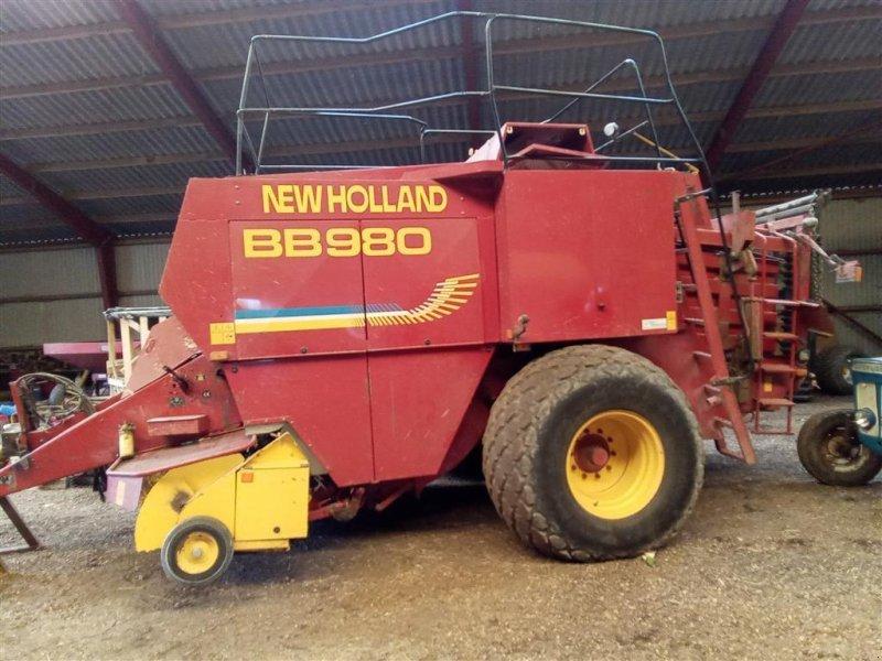 Großpackenpresse типа New Holland BB980, Gebrauchtmaschine в Varde (Фотография 1)