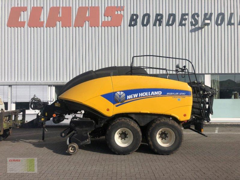 Großpackenpresse des Typs New Holland Big Baler 1290 CropCutter, Gebrauchtmaschine in Bordesholm (Bild 1)