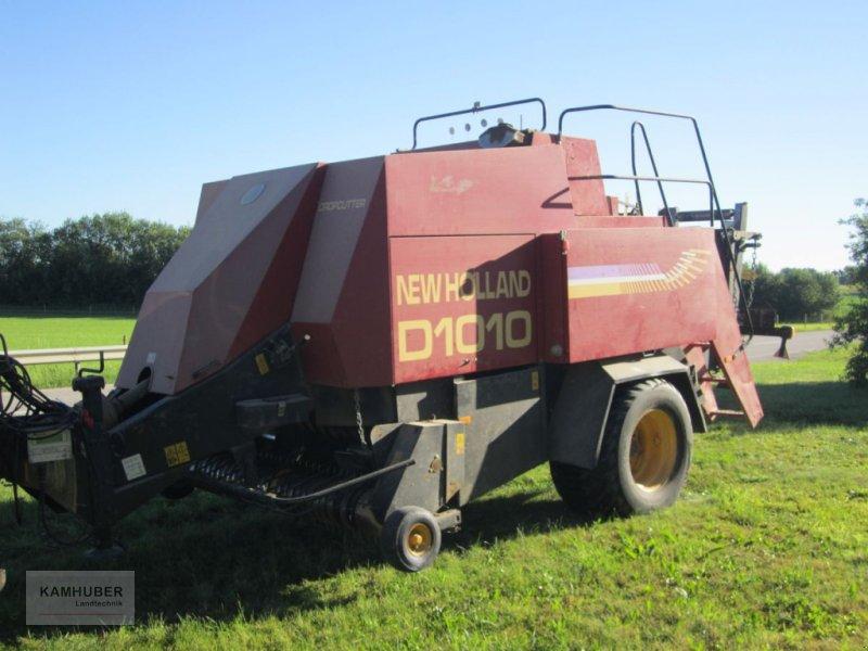 Großpackenpresse типа New Holland D 1010 CropCutter, Gebrauchtmaschine в Unterneukirchen (Фотография 1)