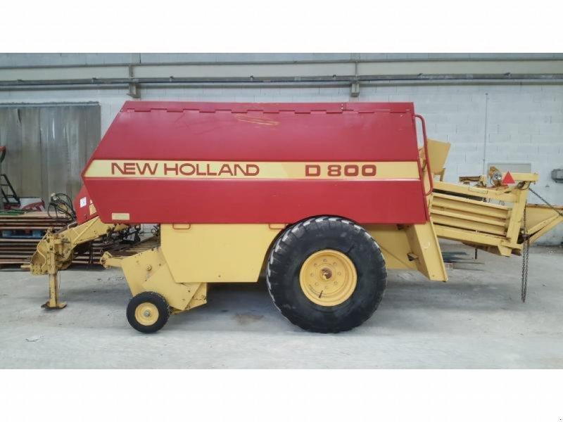 Großpackenpresse типа New Holland D 800, Gebrauchtmaschine в Chauvoncourt (Фотография 1)