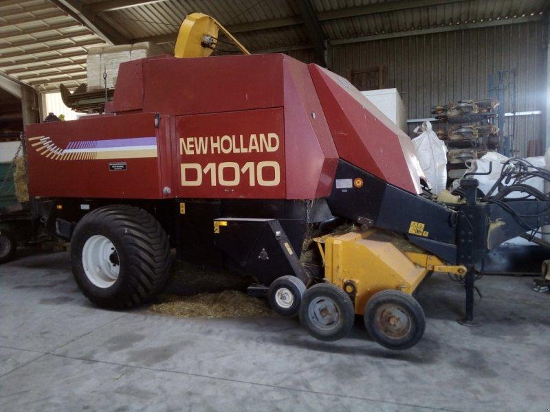 Großpackenpresse a típus New Holland D1010, Gebrauchtmaschine ekkor: Hettenleidelheim (Kép 1)