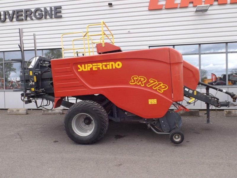 Großpackenpresse типа Supertino SR 712, Gebrauchtmaschine в Gannat (Фотография 1)